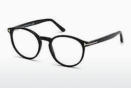 Eyewear Tom Ford FT5524 045 - Brown, Bright, Shiny