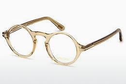 Eyewear Tom Ford FT5526 045 - Brown, Bright, Shiny