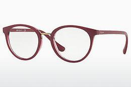 Eyewear Vogue VO5167 2555 - Red, Transparent