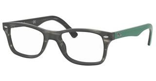 Ray-Ban RX5228 5800 GREY GREEN HAVANA