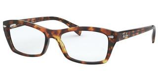 Ray-Ban RX5255 5947 HAVANA OPAL BROWN