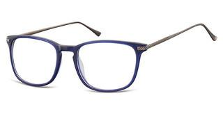 Sunoptic AC41 C Matt Dark Blue/Matt Gunmetal