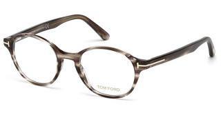 Tom Ford FT5428 048 braun dunkel glanz