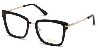 Tom Ford FT5507 001 schwarz glanz