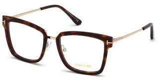Tom Ford FT5507 054 havanna rot