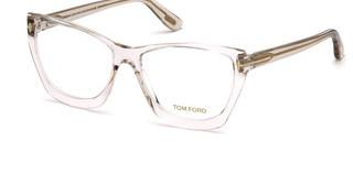 Tom Ford FT5520 045 braun hell glanz
