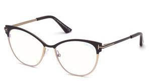 Tom Ford FT5530-B 081 violett glanz