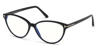 Tom Ford FT5545-B 001 schwarz glanz