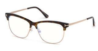 Tom Ford FT5546-B 052 havanna dunkel