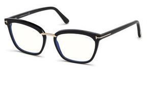 Tom Ford FT5550-B 001 schwarz glanz