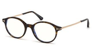 Tom Ford FT5554-B 052 havanna dunkel