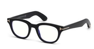 Tom Ford FT5558-B 001 schwarz glanz