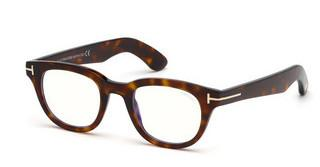 Tom Ford FT5558-B 052 havanna dunkel