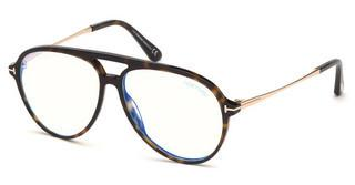 Tom Ford FT5586-B 052 havanna dunkel