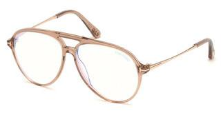 Tom Ford FT5586-B 057 beige glanz