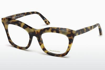 Eyewear Balenciaga BA5075 055 - Multi-coloured, Brown, Havanna
