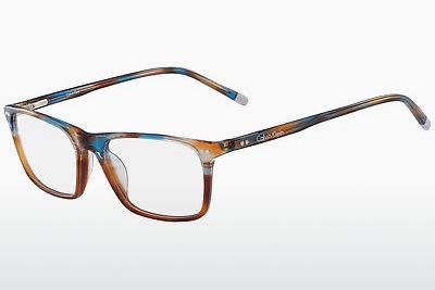 Eyewear Calvin Klein CK5968 486 - Brown, Blue, Havanna, Multi-coloured