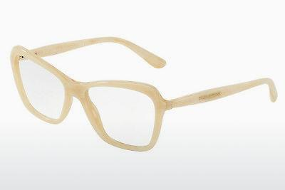 Eyewear Dolce & Gabbana DG3263 3084 - White, Brown