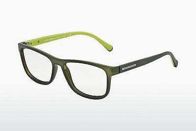 Eyewear Dolce & Gabbana OVER-MOLDED RUBBER (DG5003 2811) - Green, Transparent
