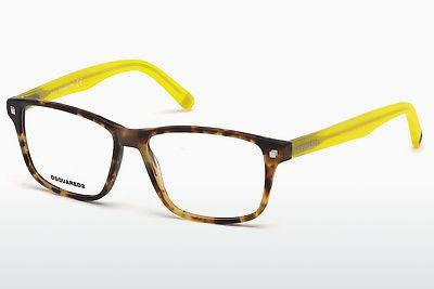 Eyewear Dsquared DQ5200 055 - Multi-coloured, Brown, Havanna