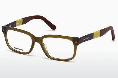 Eyewear Dsquared DQ5216 046 - Brown, Bright, Matt