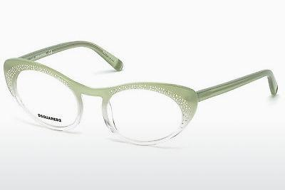 Eyewear Dsquared DQ5224 094 - Green, Bright, Matt