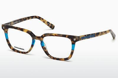 Eyewear Dsquared DQ5226 055 - Multi-coloured, Brown, Havanna