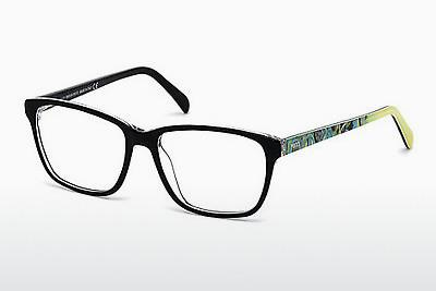 Eyewear Emilio Pucci EP5032 003 - Black, Transparent