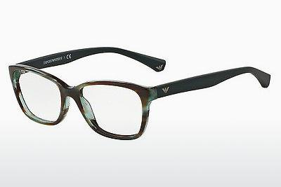 Eyewear Emporio Armani EA3060 5388 - Green, Brown, Havanna