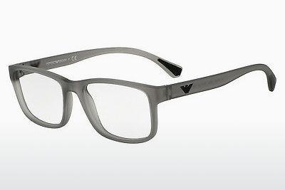 Eyewear Emporio Armani EA3089 5532 - Transparent, Grey