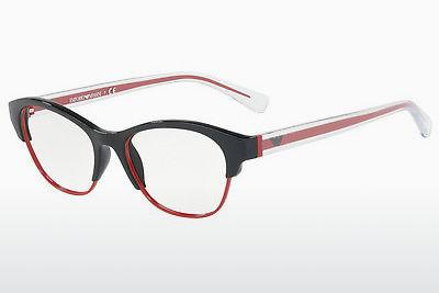 Eyewear Emporio Armani EA3107 5017 - Black, Red