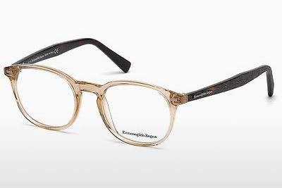 Eyewear Ermenegildo Zegna EZ5070 047 - Brown, Bright