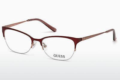 Eyewear Guess GU2584 070 - Burgundy, Bordeaux, Matt