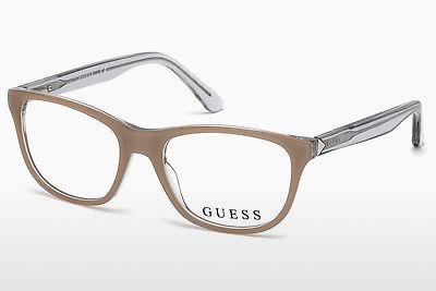 Eyewear Guess GU2585 059 - Horn, Beige, Brown