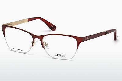 Eyewear Guess GU2627 070 - Burgundy, Bordeaux, Matt