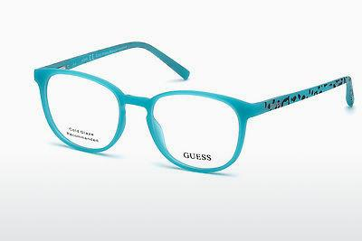 Eyewear Guess GU3009 085 - Blue, Azure, Matt