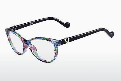 Eyewear Liu Jo LJ2660R 426 - Blue, Multi-coloured