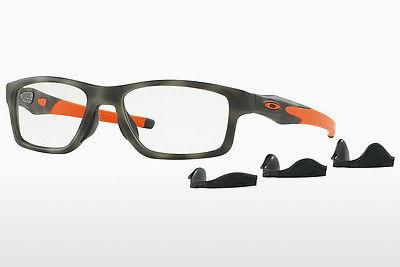 Eyewear Oakley CROSSLINK MNP (OX8090 809007) - Green, Brown, Havanna