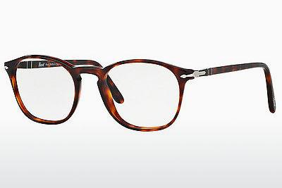 Eyewear Persol PO3007V 24 - Brown, Havanna