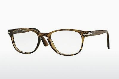 Eyewear Persol PO3085V 1021 - Brown, Havanna