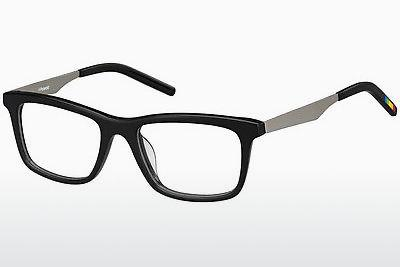 Eyewear Polaroid Kids PLD D804 SF9 - Black, Silver