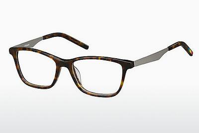 Eyewear Polaroid Kids PLD D805 I2H - Brown, Havanna, Silver