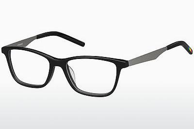 Eyewear Polaroid Kids PLD D805 SF9 - Black, Silver