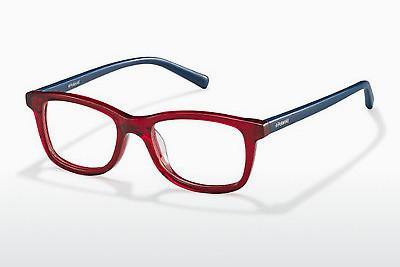 Eyewear Polaroid Kids PLD K 014 IJW - Red, Blue