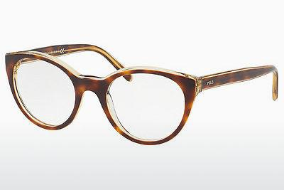 Eyewear Polo PH2174 5637 - Transparent, Brown, Havanna