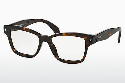 Eyewear Prada PR 10SV 2AU1O1 - Brown, Havanna