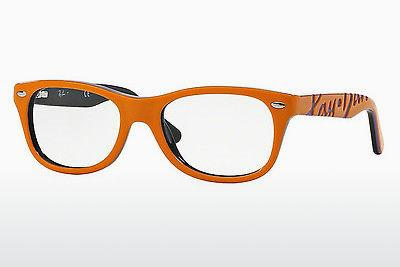 Eyewear Ray-Ban Junior RY1544 3629 - Orange, Black