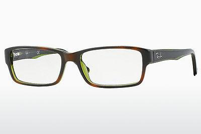 Eyewear Ray-Ban RX5169 2383 - Green, Brown, Havanna, Transparent