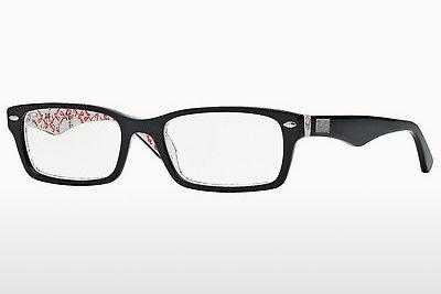 Eyewear Ray-Ban RX5206 5014 - Black, Patterned