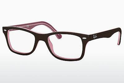 Eyewear Ray-Ban RX5228 2126 - Brown